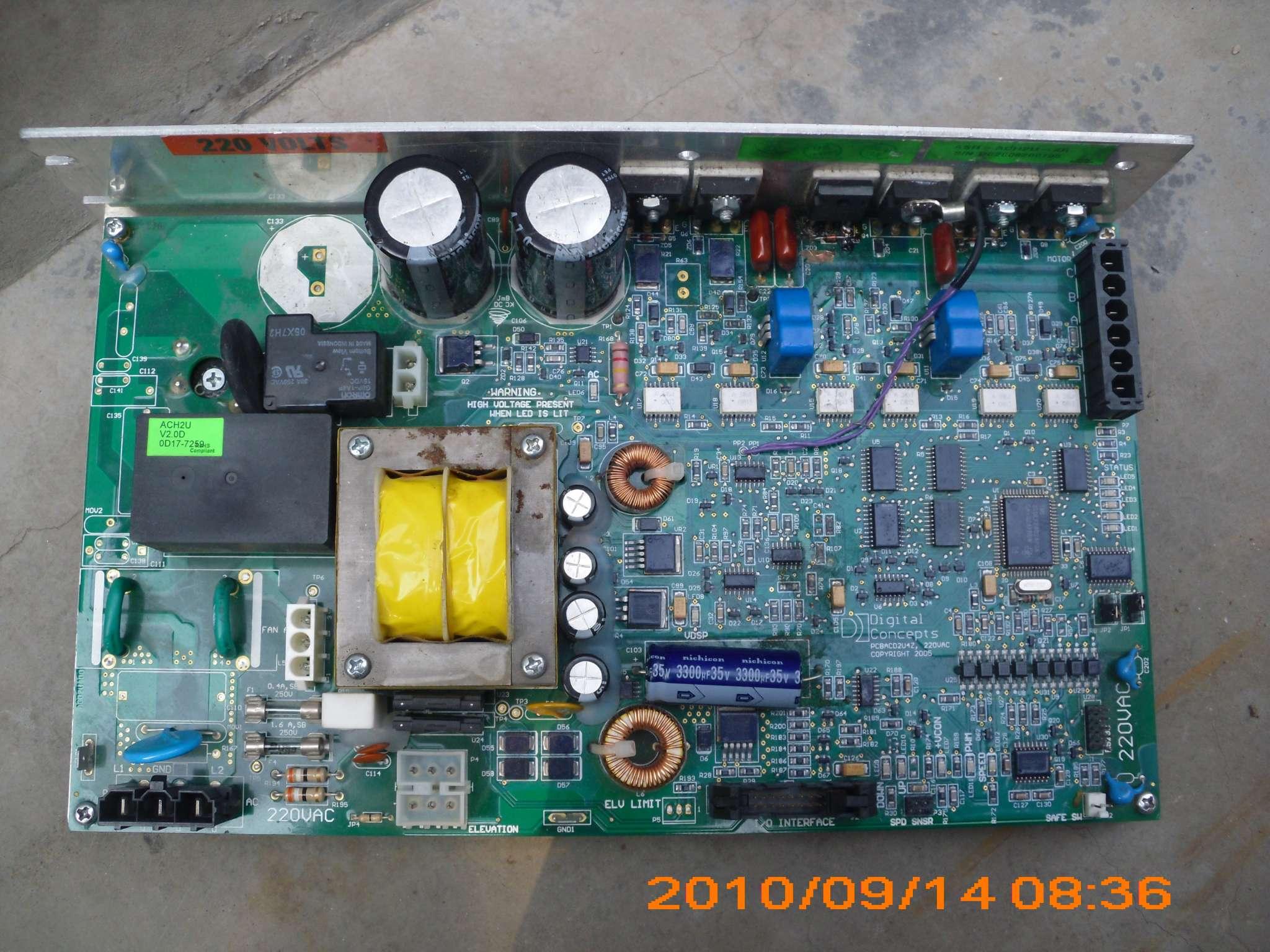 分享到: 星驰7562跑步机马达控制器维修  上一个: 下一个: 产品详情